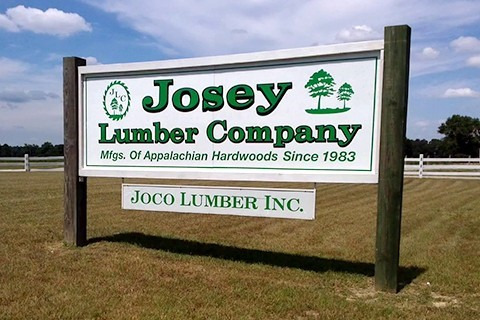 Josey Lumber Co , Inc  :: North Carolina Forestry